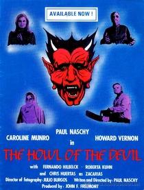 El Aullido del Diablo - Poster / Capa / Cartaz - Oficial 2