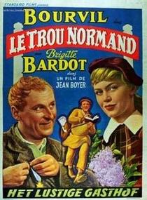 Le Trou Normand  - Poster / Capa / Cartaz - Oficial 1
