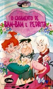 Os Flintstones: O Casamento de Bam-Bam & Pedrita - Poster / Capa / Cartaz - Oficial 1