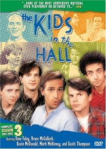 The Kids in the Hall (3ª Temporada) - Poster / Capa / Cartaz - Oficial 1