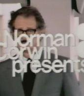 Norman Corwin Presents (1ª Temporada)  - Poster / Capa / Cartaz - Oficial 1