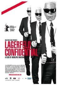 Lagerfeld Confidencial - Poster / Capa / Cartaz - Oficial 1