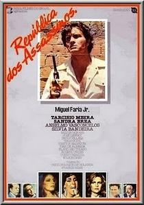 República dos Assassinos - Poster / Capa / Cartaz - Oficial 1