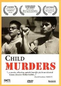 Gyerekgyilkosságok - Poster / Capa / Cartaz - Oficial 1