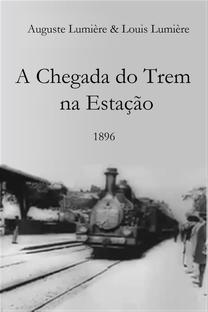 A Chegada de um Trem à Estação - Poster / Capa / Cartaz - Oficial 1