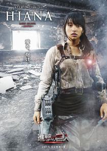 Ataque dos Titãs - Parte 1 - Poster / Capa / Cartaz - Oficial 10