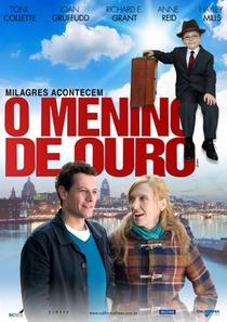 O Menino de Ouro - Poster / Capa / Cartaz - Oficial 2