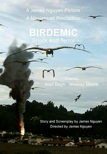 Birdemic: Shock and Terror - Poster / Capa / Cartaz - Oficial 5