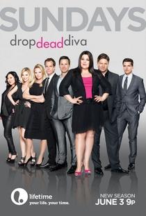 Drop Dead Diva (4ª Temporada) - Poster / Capa / Cartaz - Oficial 1