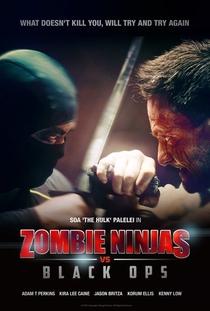 Zombie Ninjas vs Black Ops - Poster / Capa / Cartaz - Oficial 1