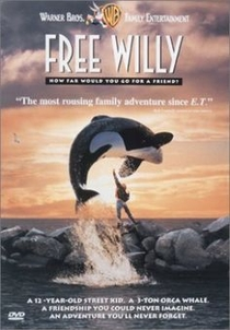 Free Willy - Poster / Capa / Cartaz - Oficial 3