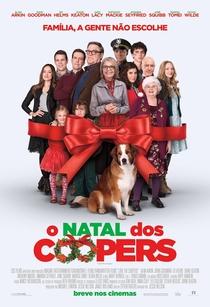 O Natal dos Coopers - Poster / Capa / Cartaz - Oficial 3