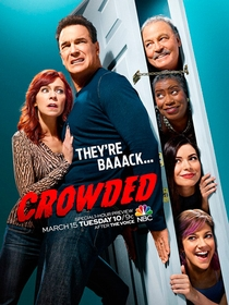 Crowded (1ª Temporada) - Poster / Capa / Cartaz - Oficial 1