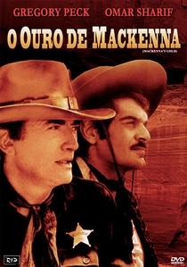 O Ouro de Mackenna - Poster / Capa / Cartaz - Oficial 9