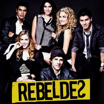 Rebelde (2ª Temporada) - Poster / Capa / Cartaz - Oficial 5