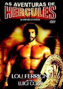 As Aventuras de Hércules - Poster / Capa / Cartaz - Oficial 2