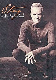 Sting - Inside The Songs of Sacred - Poster / Capa / Cartaz - Oficial 1