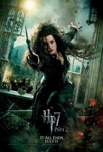 Harry Potter e as Relíquias da Morte - Parte 2 - Poster / Capa / Cartaz - Oficial 8