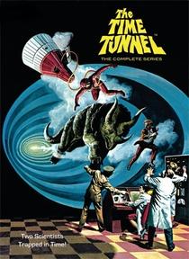 O Túnel do Tempo (1ª Temporada) - Poster / Capa / Cartaz - Oficial 1