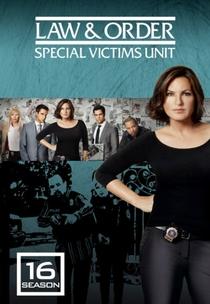 Law & Order: Special Victims Unit  (16ª temporada) - Poster / Capa / Cartaz - Oficial 3