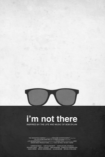 Não Estou Lá - Poster / Capa / Cartaz - Oficial 2