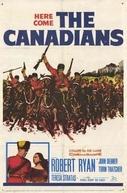 Heróis da Polícia Montada (The Canadians)