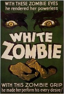 Zumbi Branco - Poster / Capa / Cartaz - Oficial 1