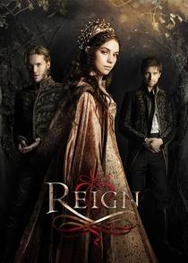 Reign (1ª Temporada) - Poster / Capa / Cartaz - Oficial 2