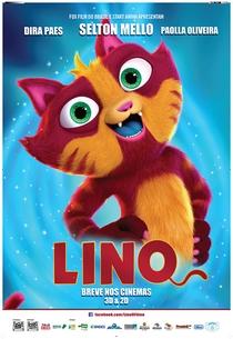 Lino: Uma Aventura de Sete Vidas - Poster / Capa / Cartaz - Oficial 2