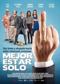 Mejor Estar Solo - Poster / Capa / Cartaz - Oficial 1