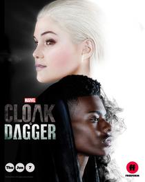 Manto & Adaga (1ª Temporada) - Poster / Capa / Cartaz - Oficial 4