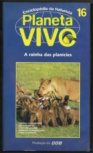 Planeta Vivo - A Rainha das Planícies - Poster / Capa / Cartaz - Oficial 1