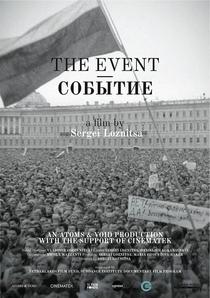 O Evento - Poster / Capa / Cartaz - Oficial 2