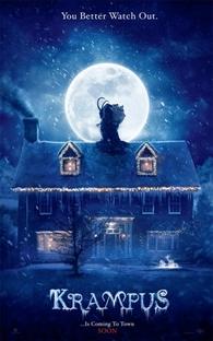 Krampus: O Terror do Natal - Poster / Capa / Cartaz - Oficial 2
