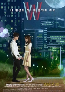W - Two Worlds - Poster / Capa / Cartaz - Oficial 1