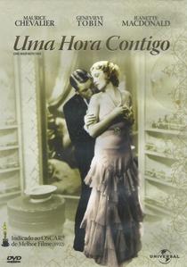 Uma Hora Contigo - Poster / Capa / Cartaz - Oficial 3
