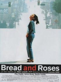 Pão e Rosas - Poster / Capa / Cartaz - Oficial 1
