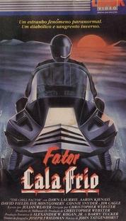 Fator Calafrio - Poster / Capa / Cartaz - Oficial 1