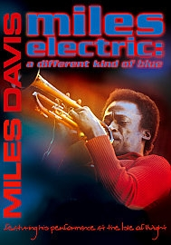 Miles Electric - A Different Kind of Blue - Poster / Capa / Cartaz - Oficial 1