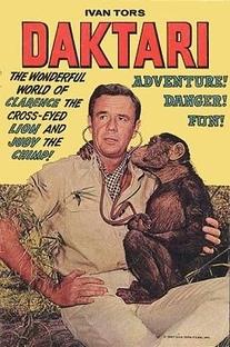 Daktari - Poster / Capa / Cartaz - Oficial 1