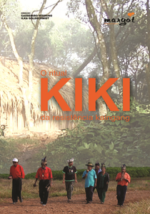 Kiki - O Ritual da Resistência Kaingang - Poster / Capa / Cartaz - Oficial 1