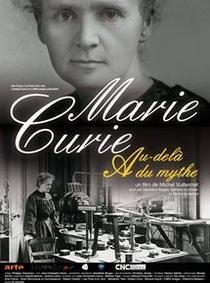 Marie Curie, Além do Mito - Poster / Capa / Cartaz - Oficial 1