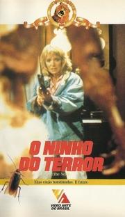 O Ninho do Terror - Poster / Capa / Cartaz - Oficial 5