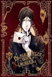 Kuroshitsuji: Book of Murder - Poster / Capa / Cartaz - Oficial 3
