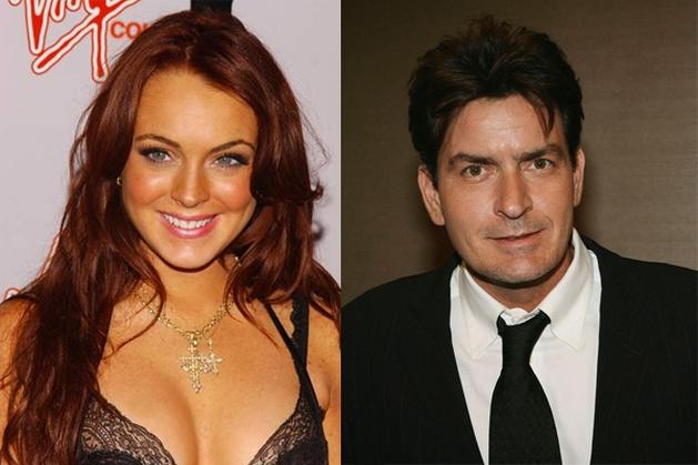 Lindsay Lohan e Charlie Sheen confirmados em Todo Mundo em Pânico 5!
