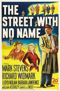 A Rua Sem Nome - Poster / Capa / Cartaz - Oficial 1