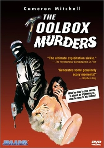 The Toolbox Murders - Poster / Capa / Cartaz - Oficial 2