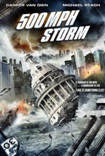 500 MPH Storm - Poster / Capa / Cartaz - Oficial 1