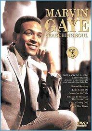 Marvin Gaye - Searching Soul - Poster / Capa / Cartaz - Oficial 1