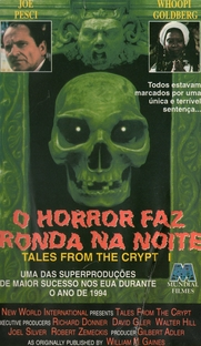O Horror faz Ronda na Noite - Poster / Capa / Cartaz - Oficial 3